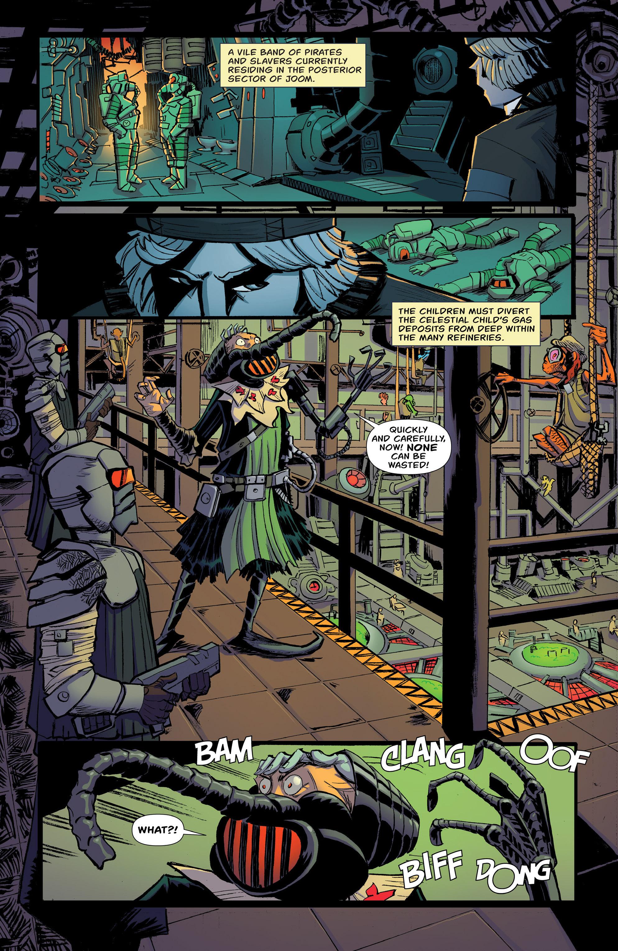 Read online Shutter comic -  Issue #27 - 28