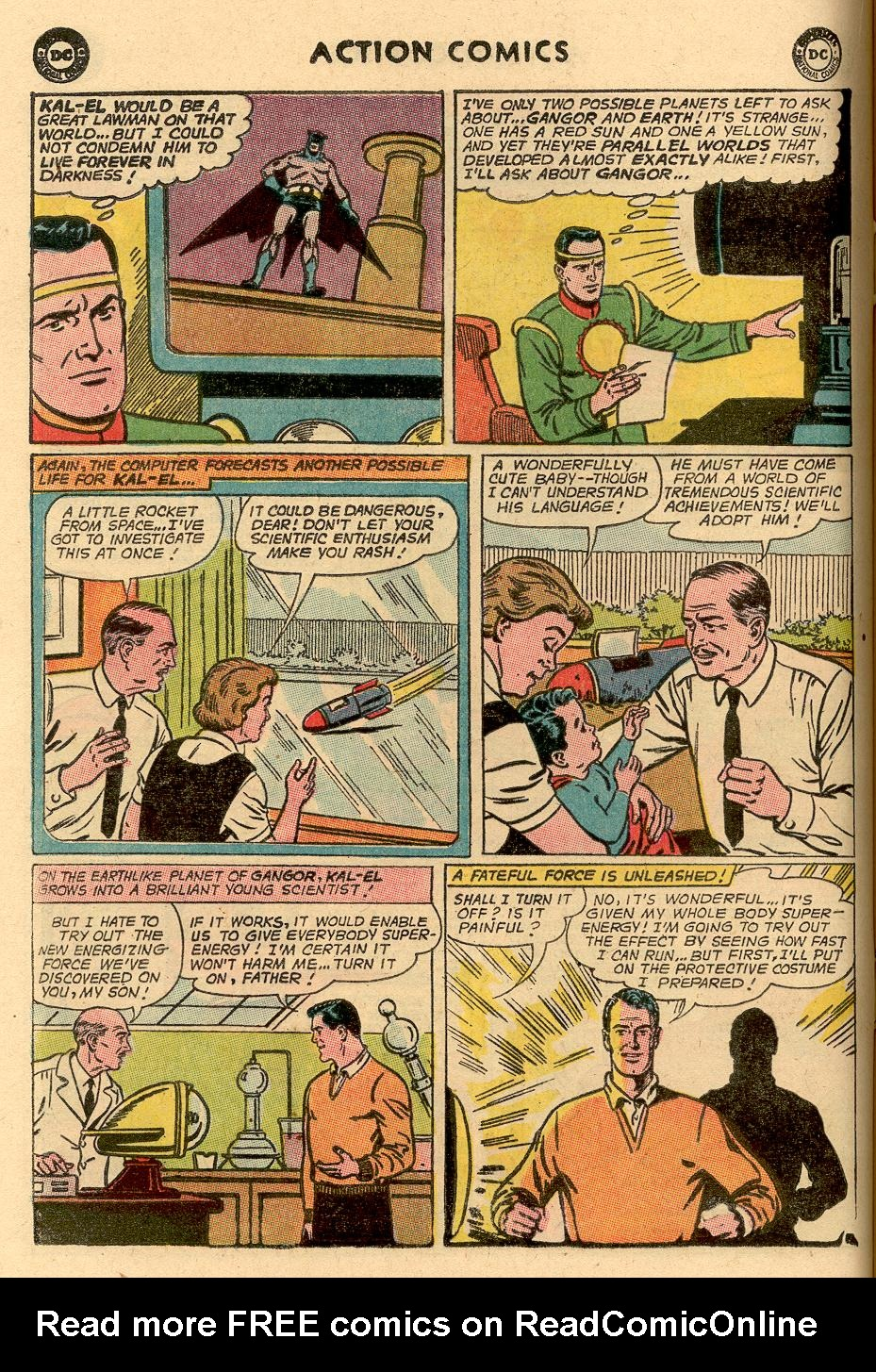 Read online Action Comics (1938) comic -  Issue #314 - 14