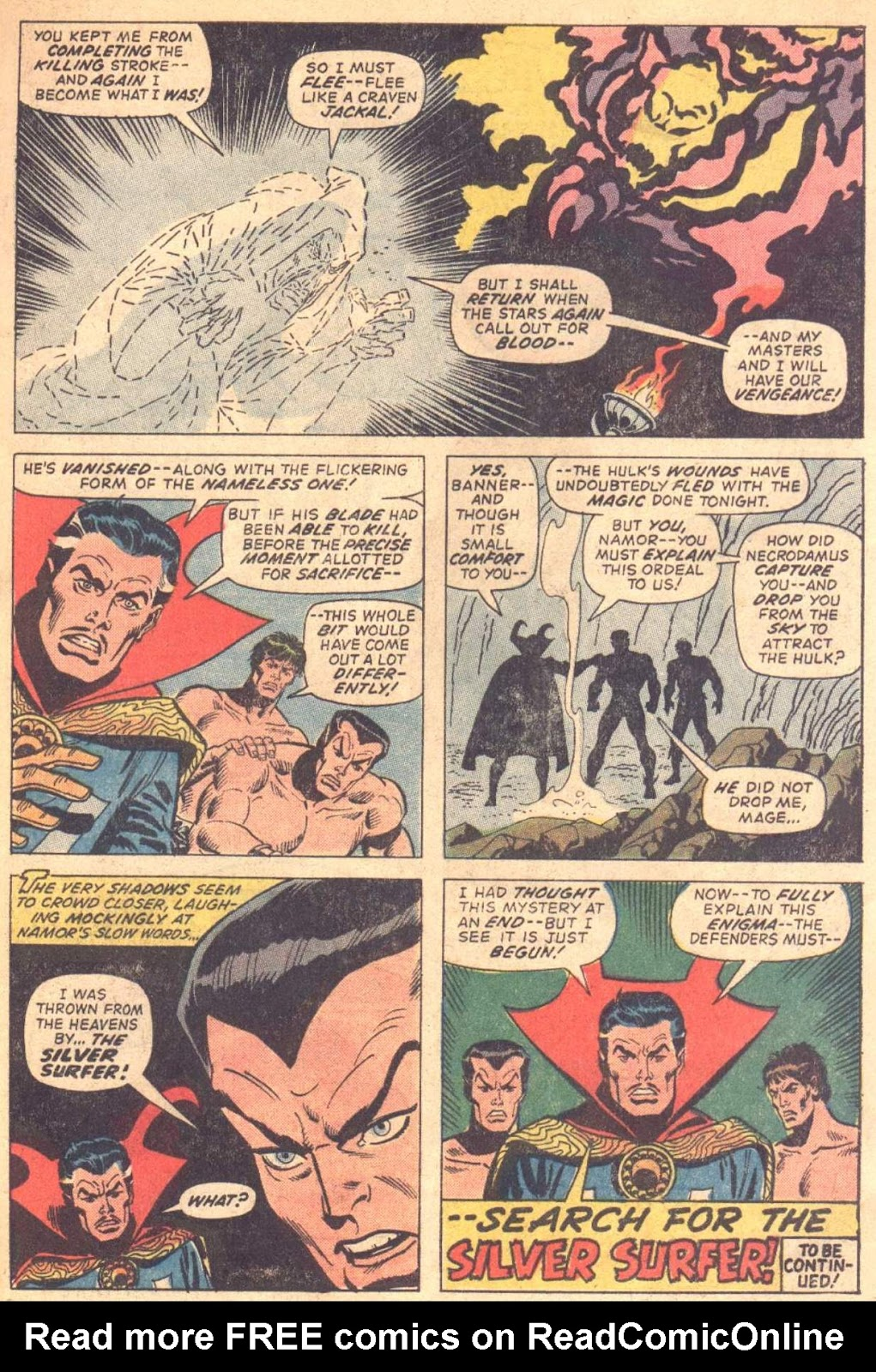 The Defenders (1972) 1 Page 21