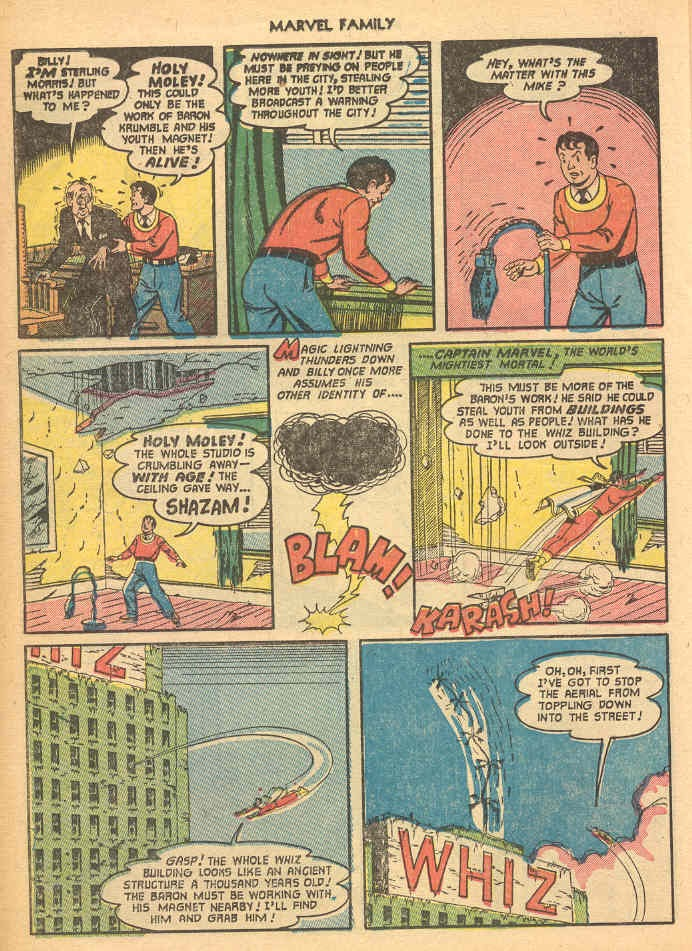 The Marvel Family issue 69 - Page 22