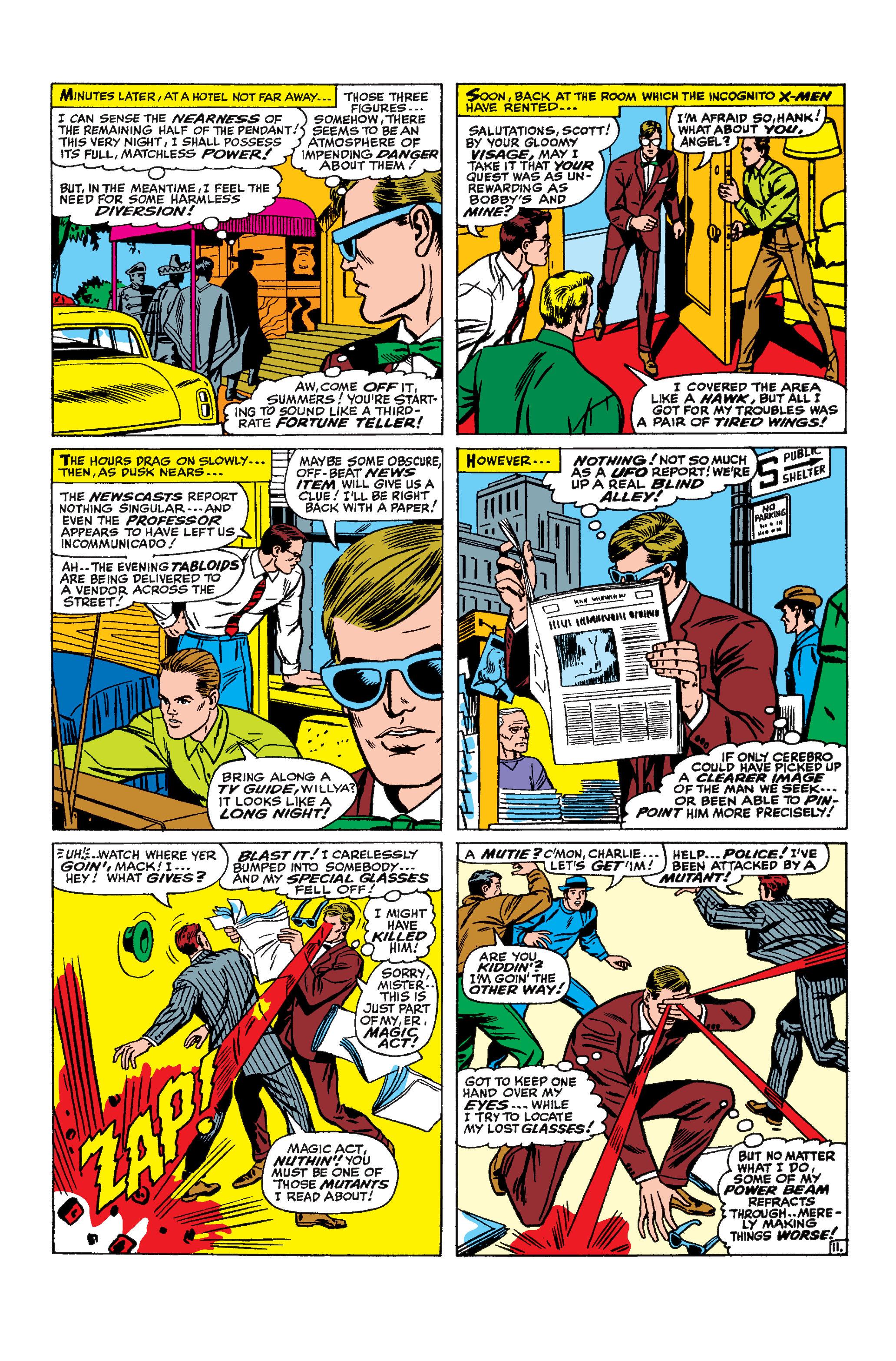 Uncanny X-Men (1963) 25 Page 11