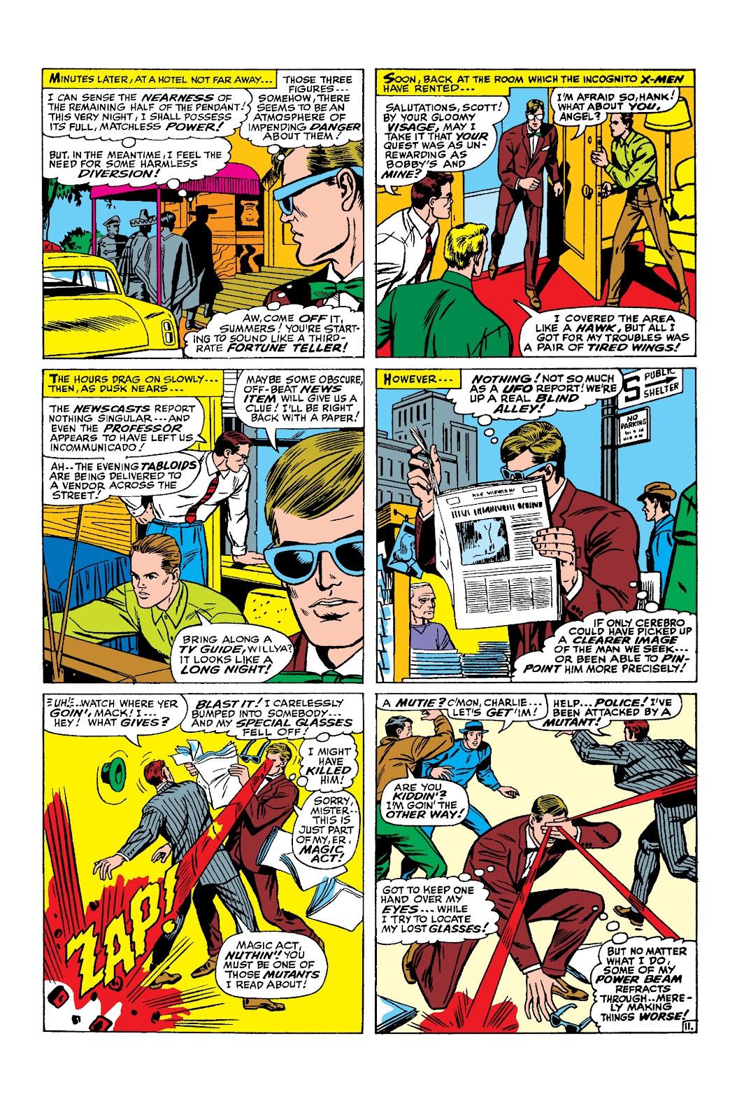 Uncanny X-Men (1963) issue 25 - Page 12