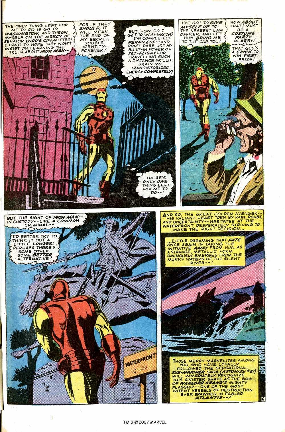 Iron Man Annual issue 1 - Page 27
