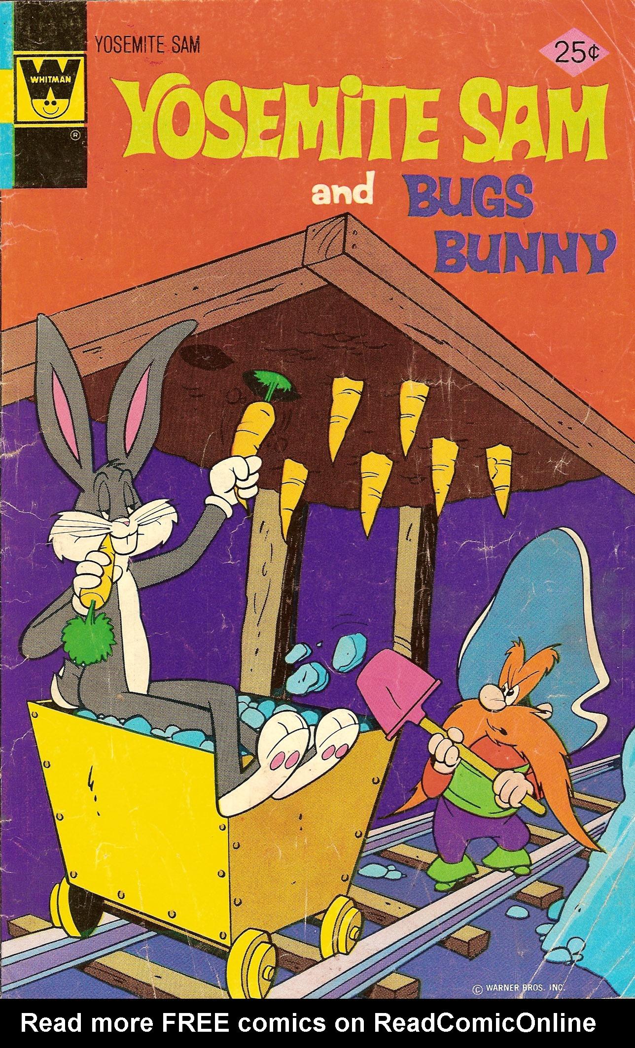 Yosemite Sam and Bugs Bunny 30 Page 1