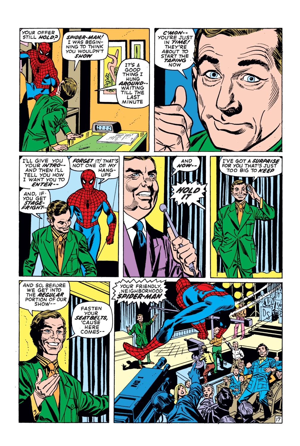 The Amazing Spider-Man (1963) 99 Page 16