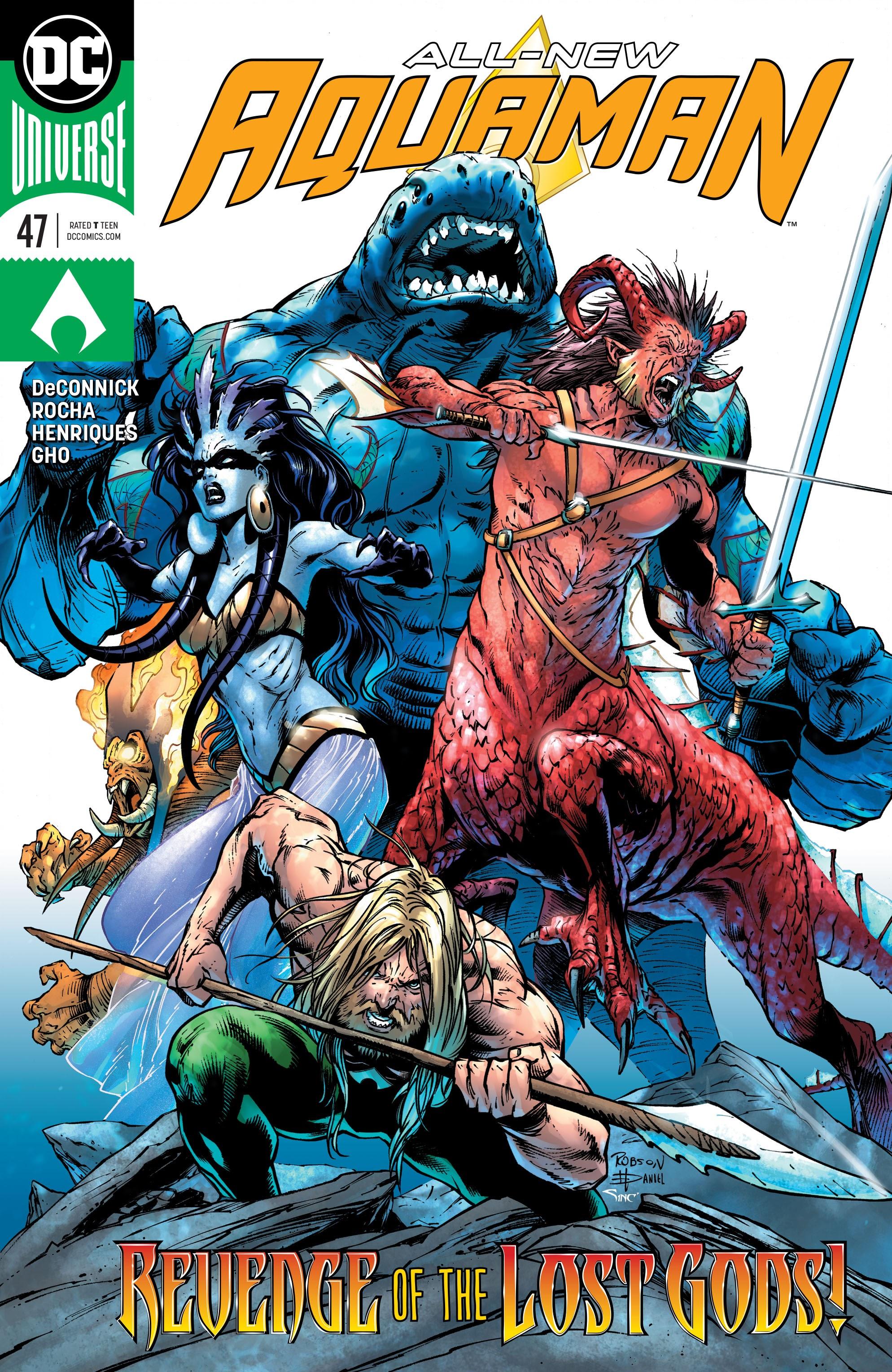 Aquaman (2016) 47 Page 1