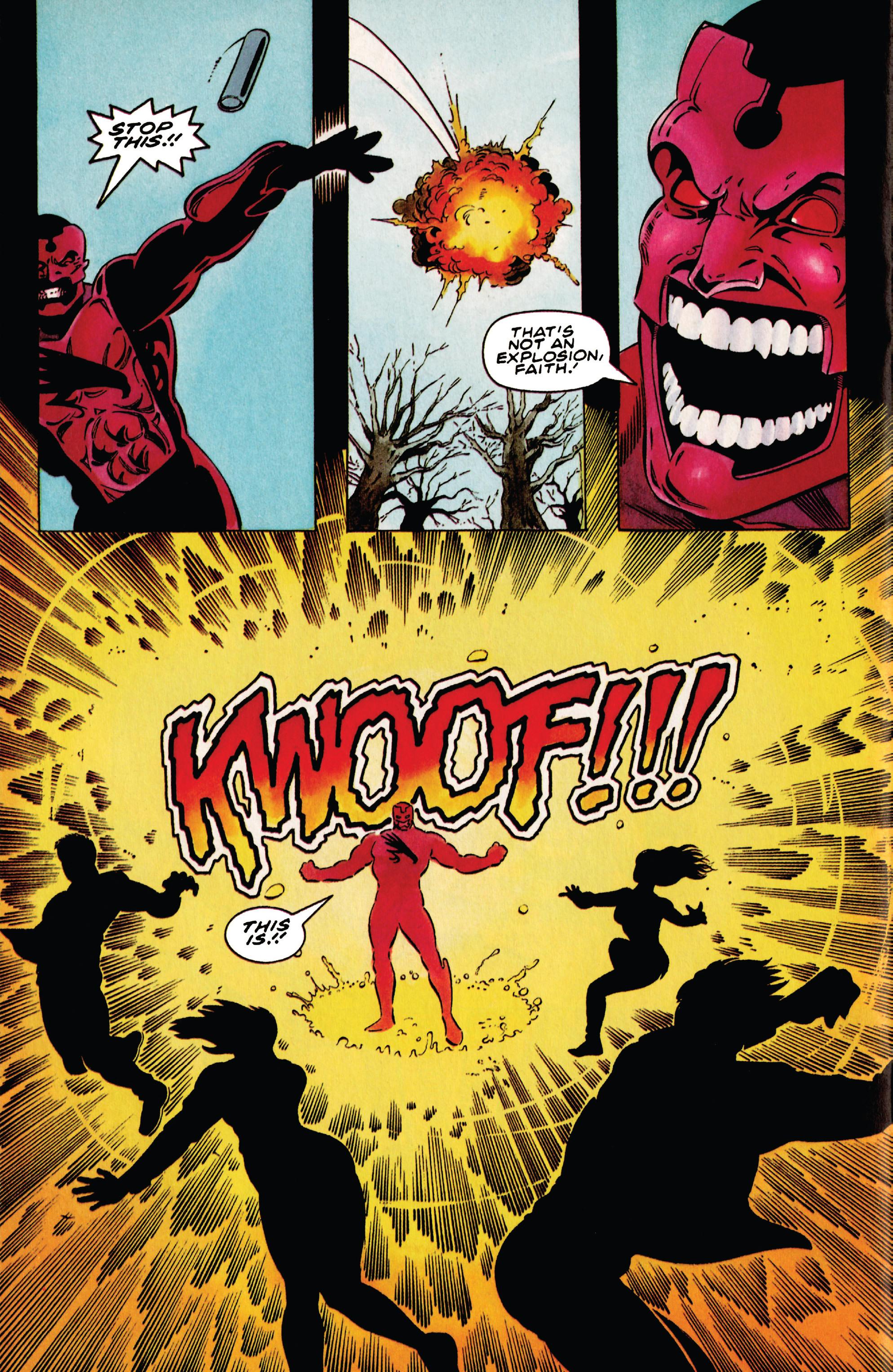 Read online Harbinger (1992) comic -  Issue #41 - 18