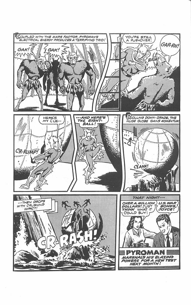 Read online Golden-Age Men of Mystery comic -  Issue #9 - 24