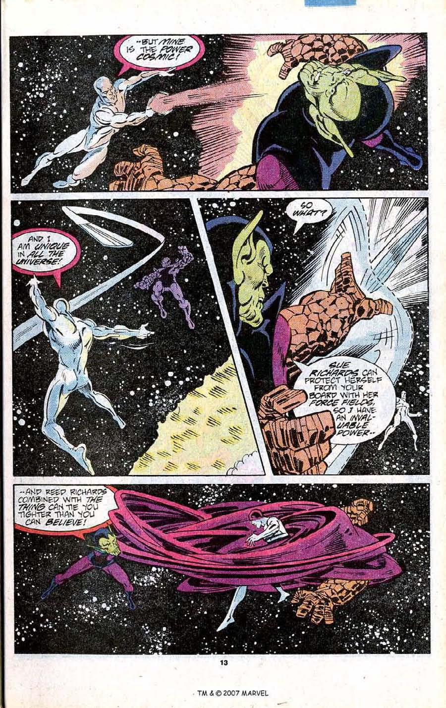 Read online Silver Surfer (1987) comic -  Issue # _Annual 1 - 15