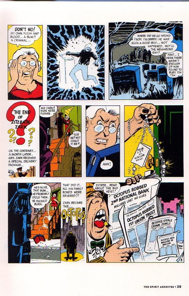 Read online Will Eisner's The Spirit Archives comic -  Issue # TPB 26 (Part 1) - 46