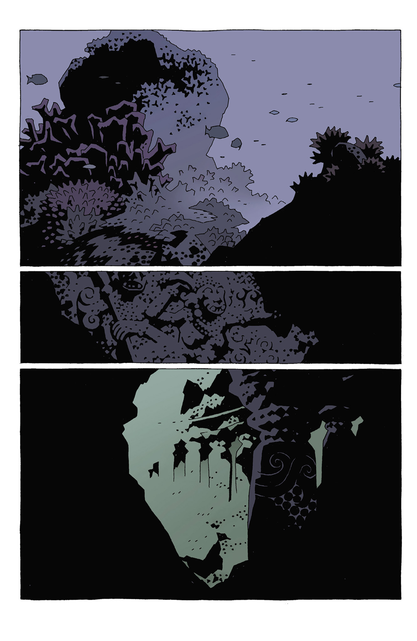 Read online Hellboy: Strange Places comic -  Issue # TPB - 38