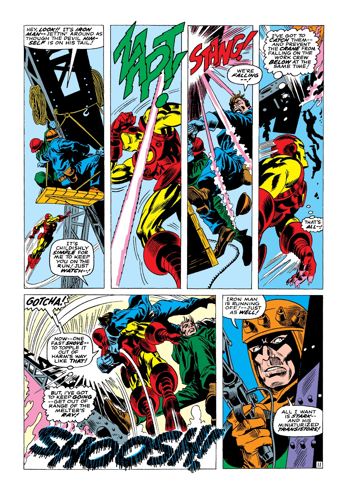 Read online Marvel Masterworks: The Invincible Iron Man comic -  Issue # TPB 4 (Part 1) - 82