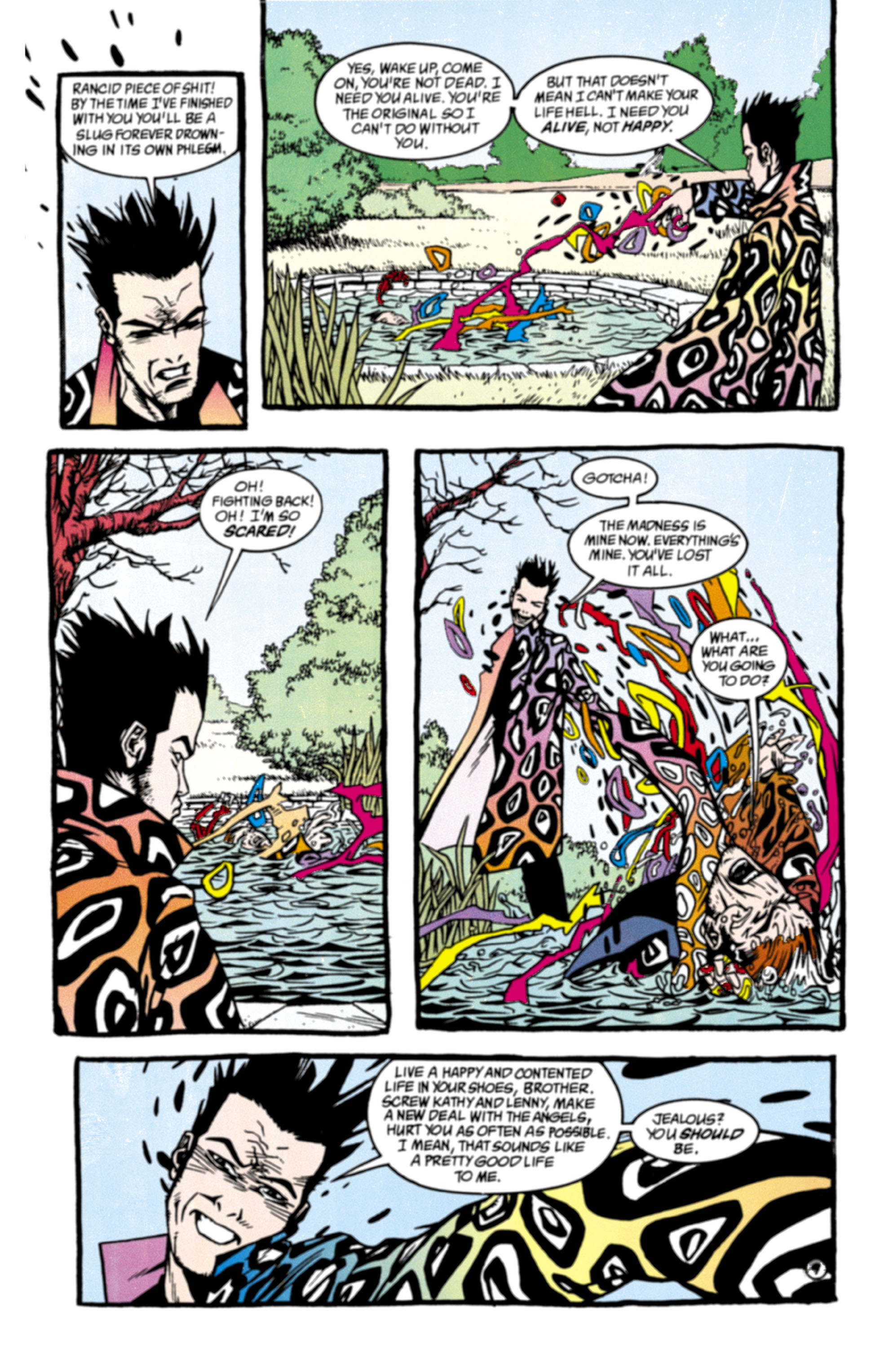 Read online Shade, the Changing Man comic -  Issue #38 - 10