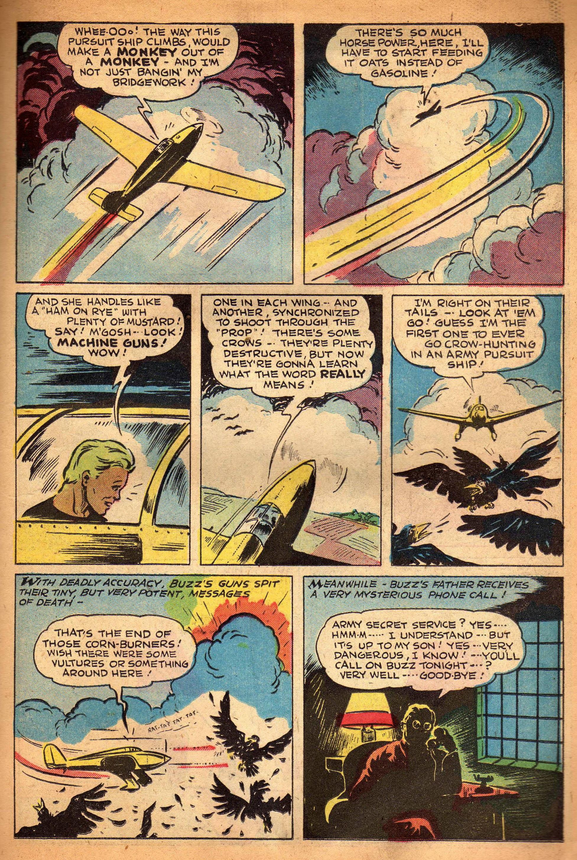 Bang-Up Comics issue 1 - Page 36