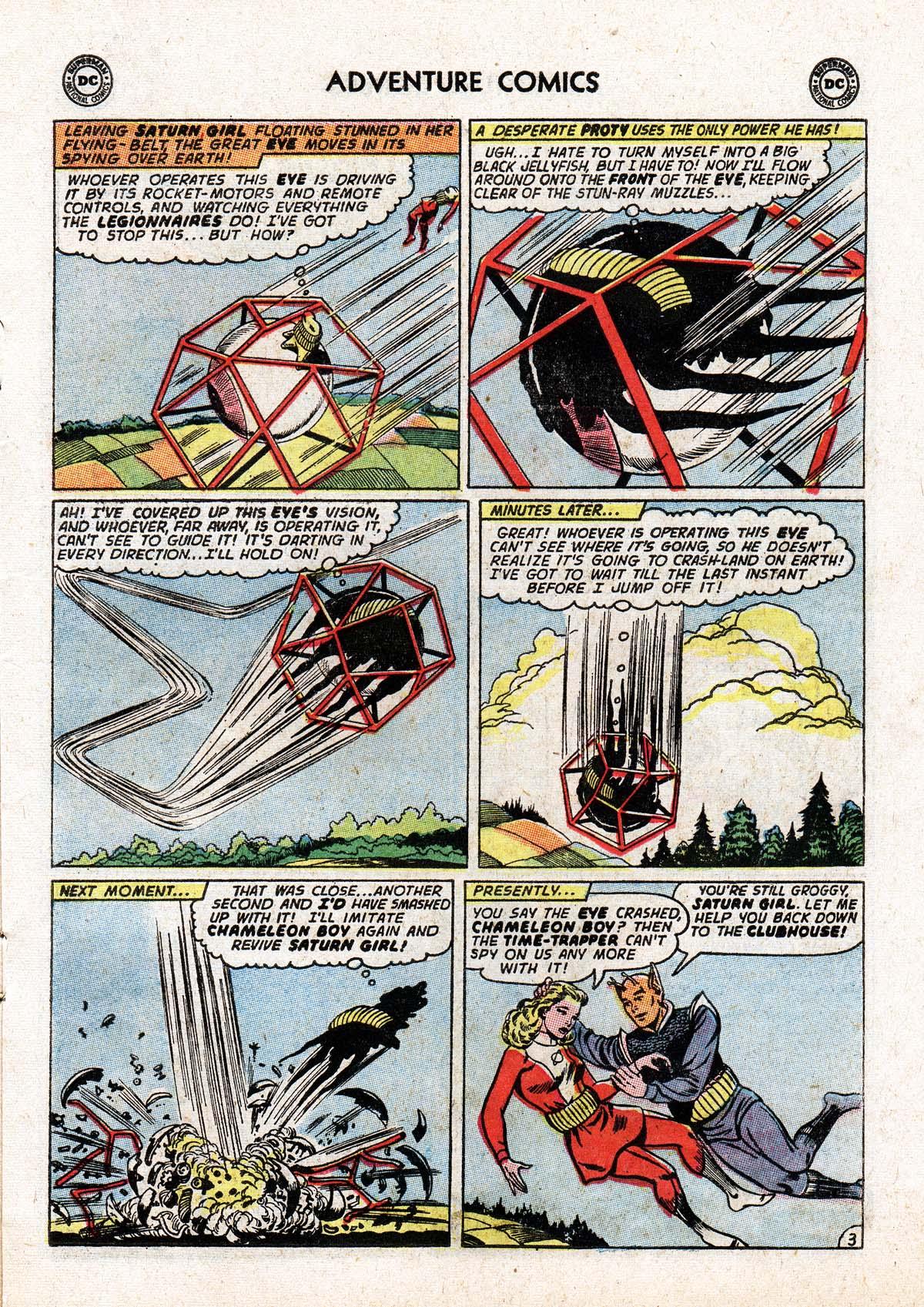 Read online Adventure Comics (1938) comic -  Issue #322 - 15