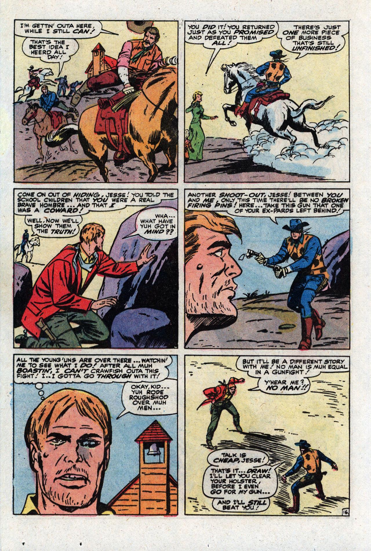 Read online Two-Gun Kid comic -  Issue #111 - 24