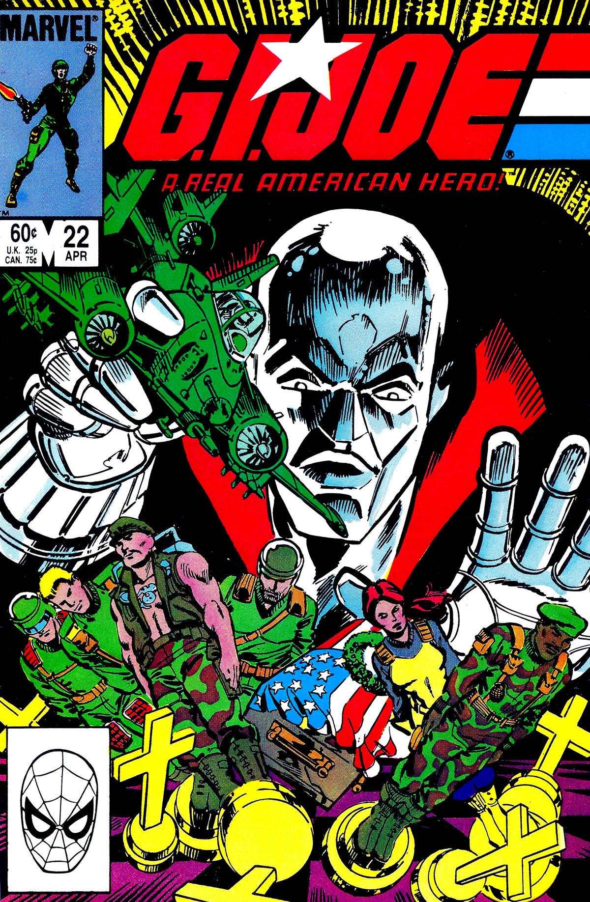 G.I. Joe: A Real American Hero 22 Page 1