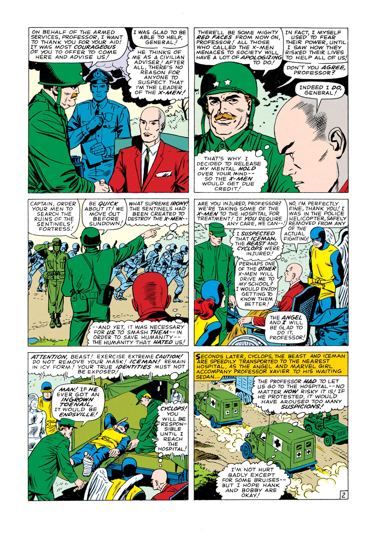 Uncanny X-Men (1963) 17 Page 2