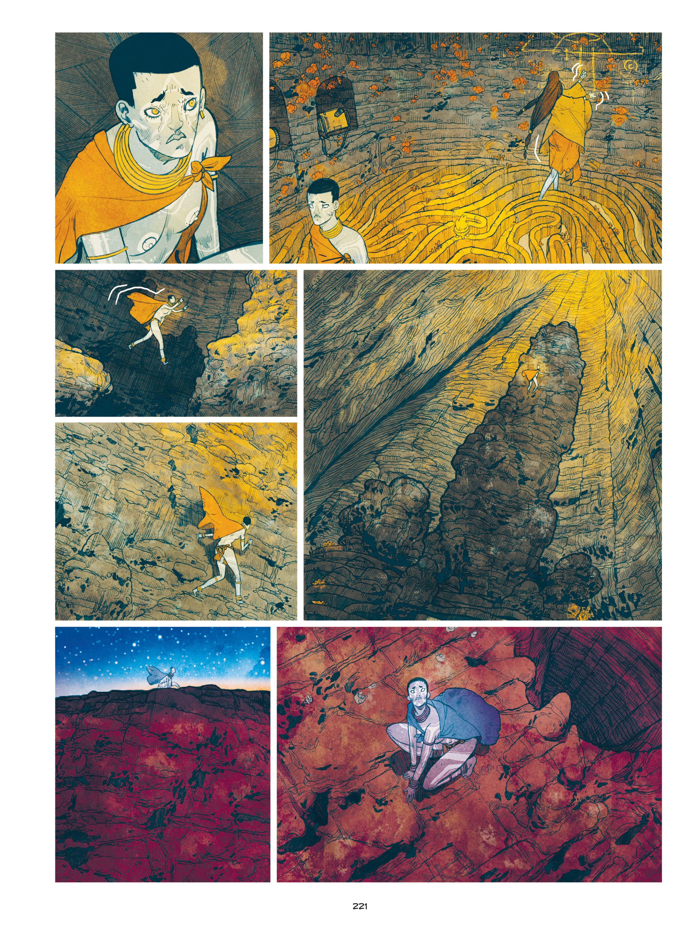 Read online Shangri-La comic -  Issue # Full - 221