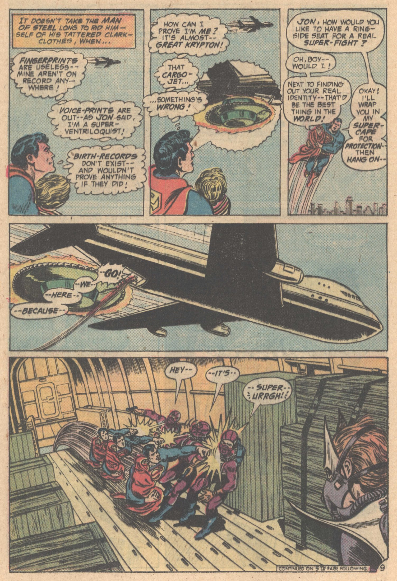 Read online Action Comics (1938) comic -  Issue #457 - 16