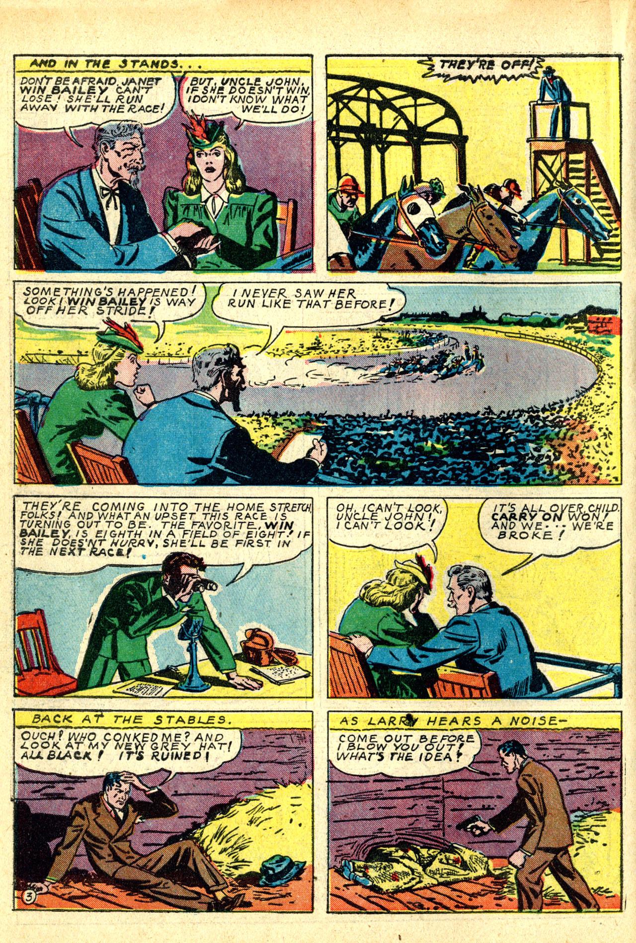 Read online Detective Comics (1937) comic -  Issue #50 - 34