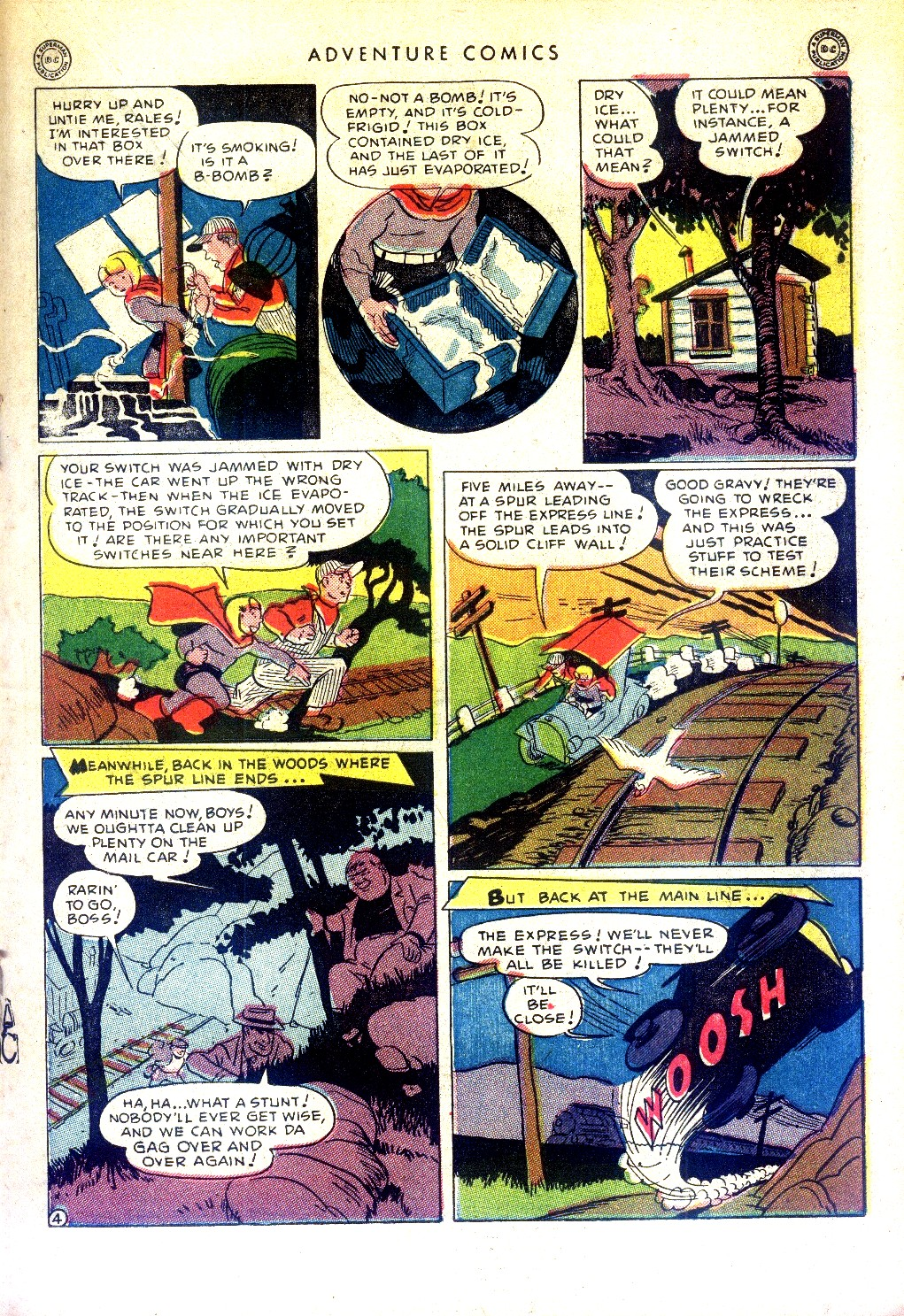 Read online Adventure Comics (1938) comic -  Issue #97 - 27
