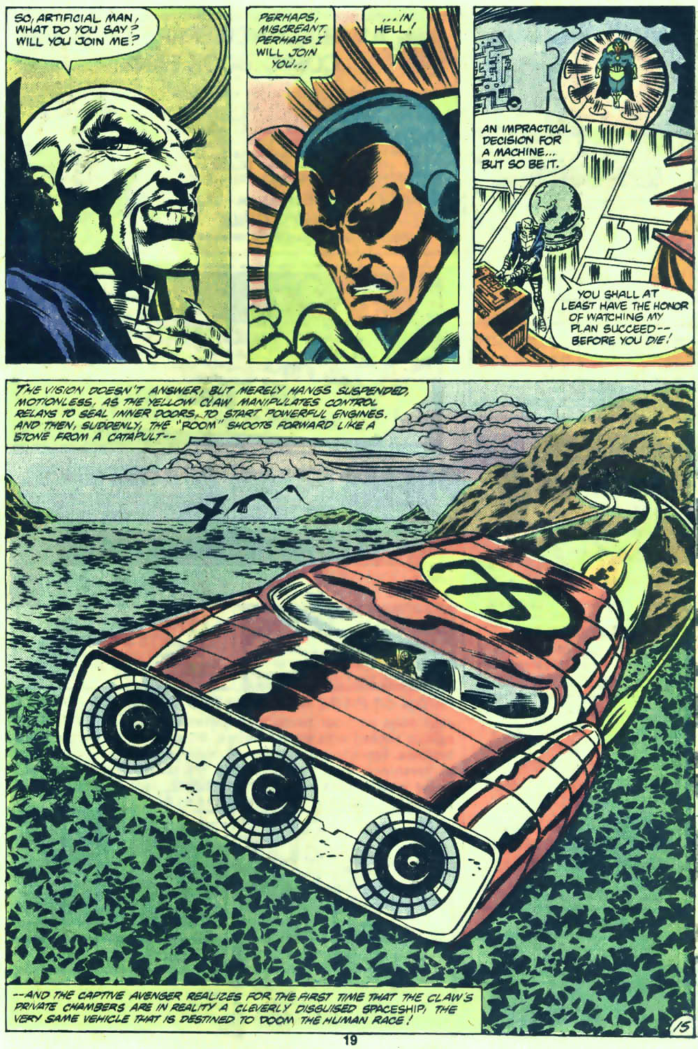 The Avengers (1963) 205 Page 15