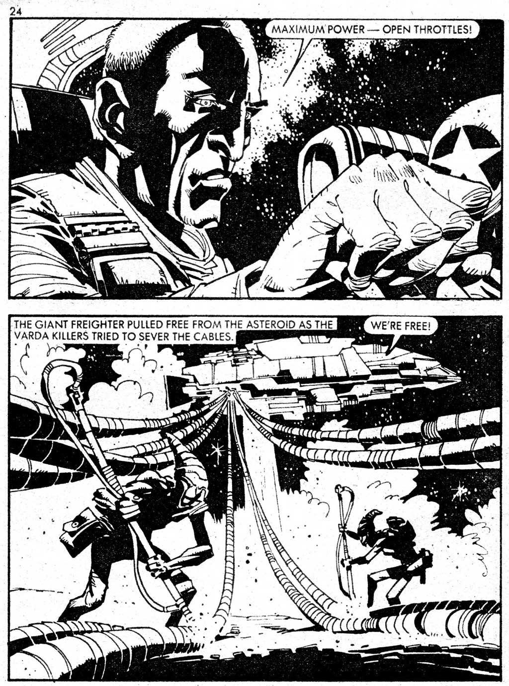 Starblazer issue 71 - Page 24