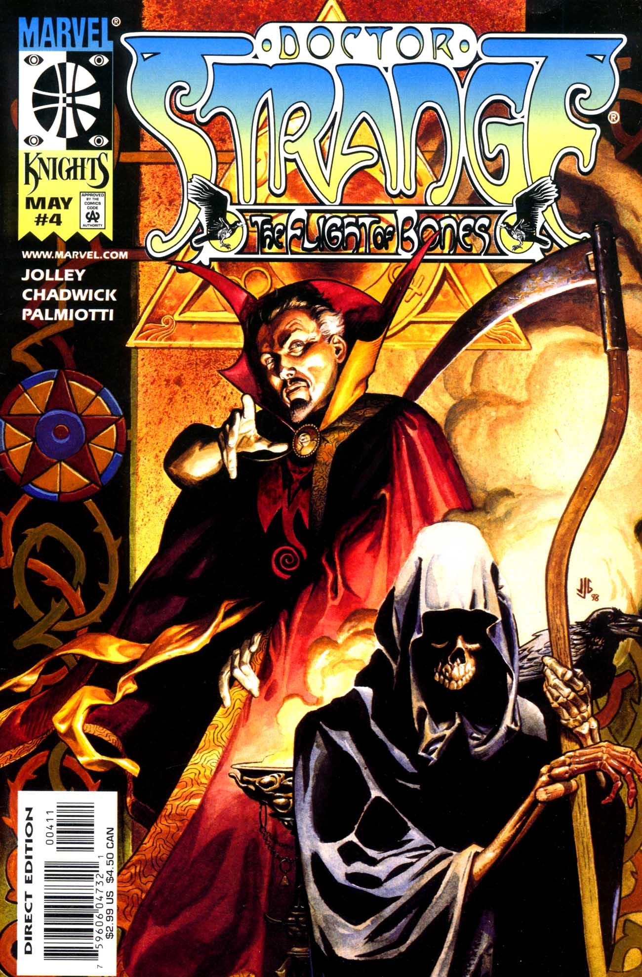 Doctor Strange (1999) 4 Page 1