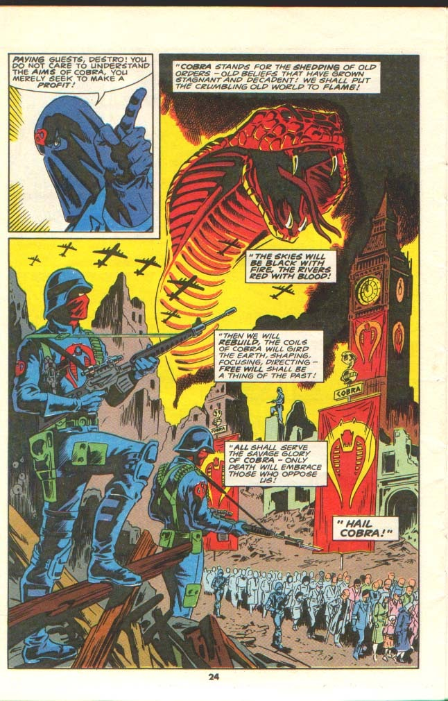 G.I. Joe European Missions issue 11 - Page 21