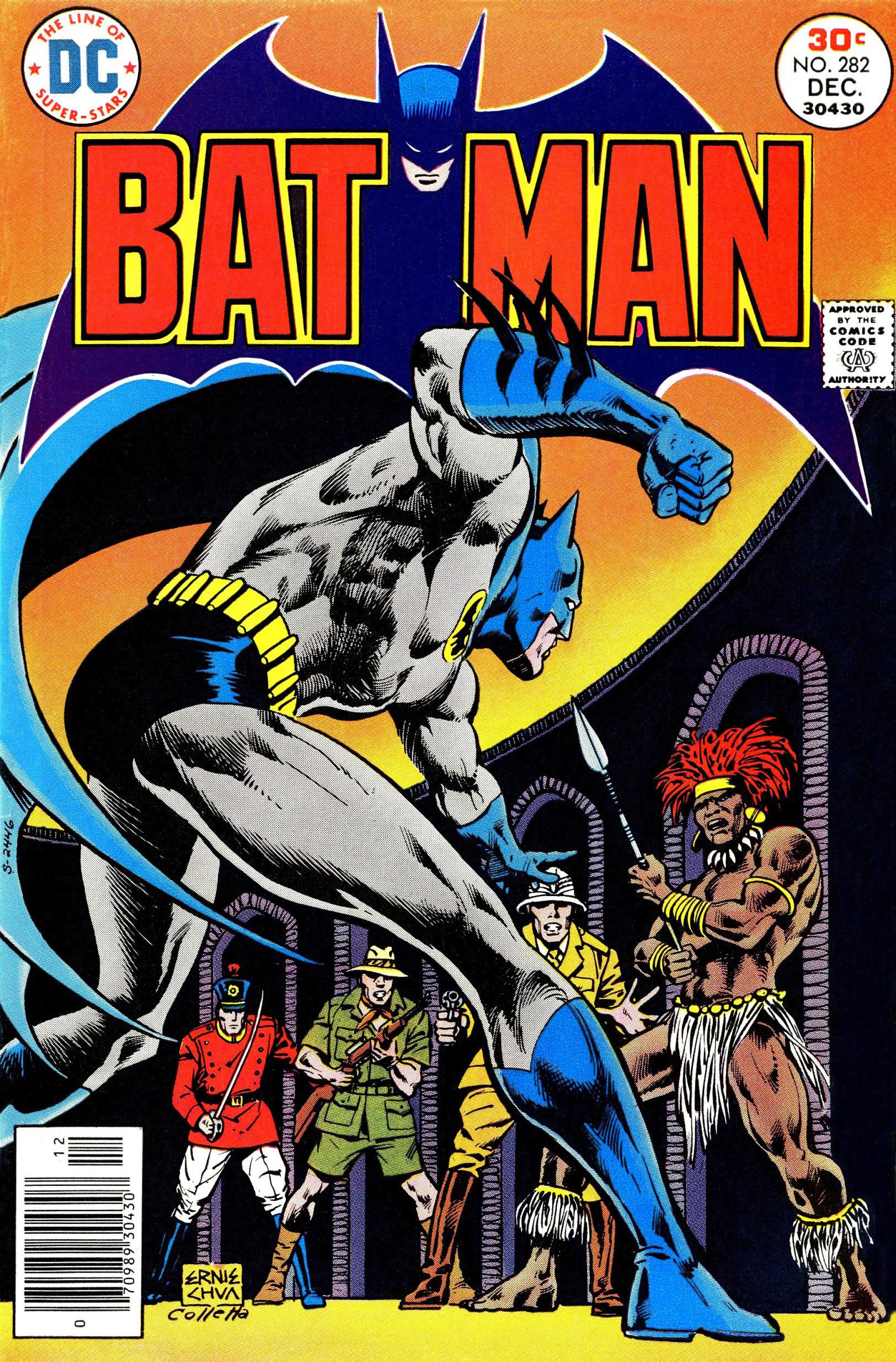 Batman (1940) 282 Page 1