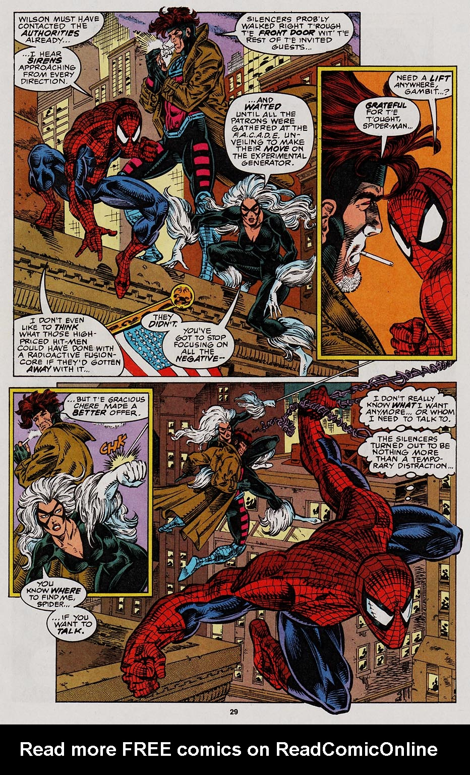 Web of Spider-Man (1985) Issue #113 #123 - English 24