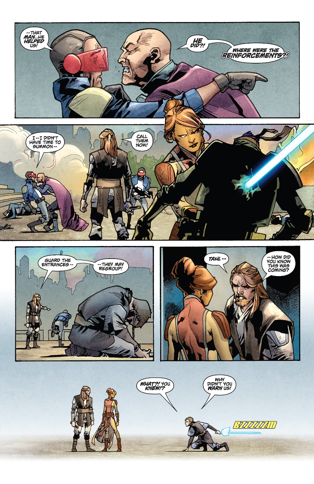 Read online Star Wars Legends: Rise of the Sith - Epic Collection comic -  Issue # TPB 1 (Part 2) - 51