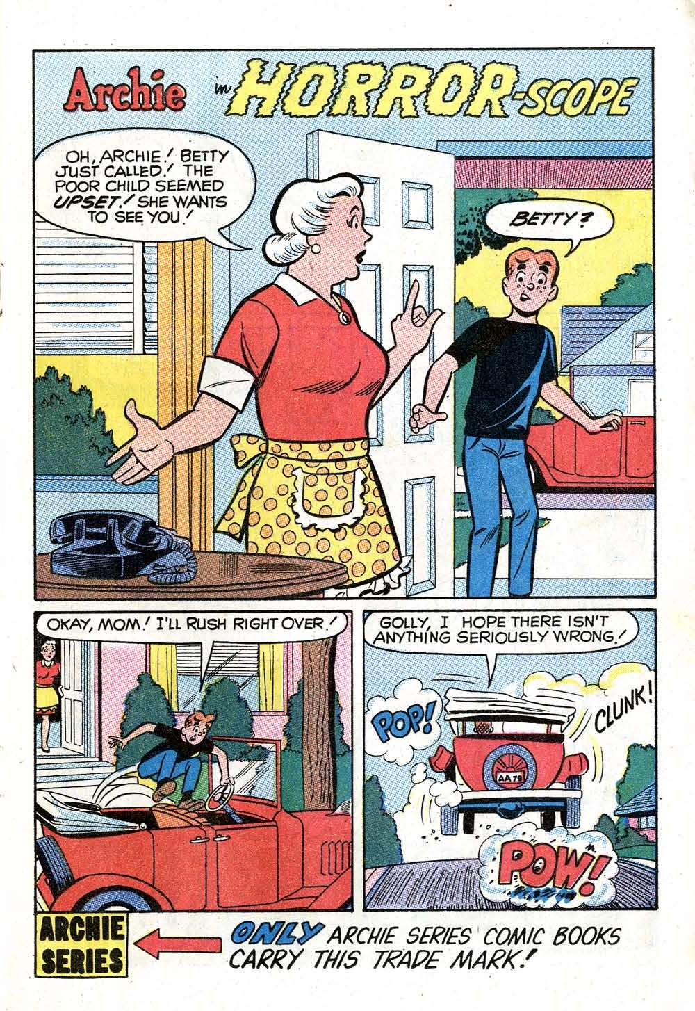 Read online Archie (1960) comic -  Issue #203 - 13