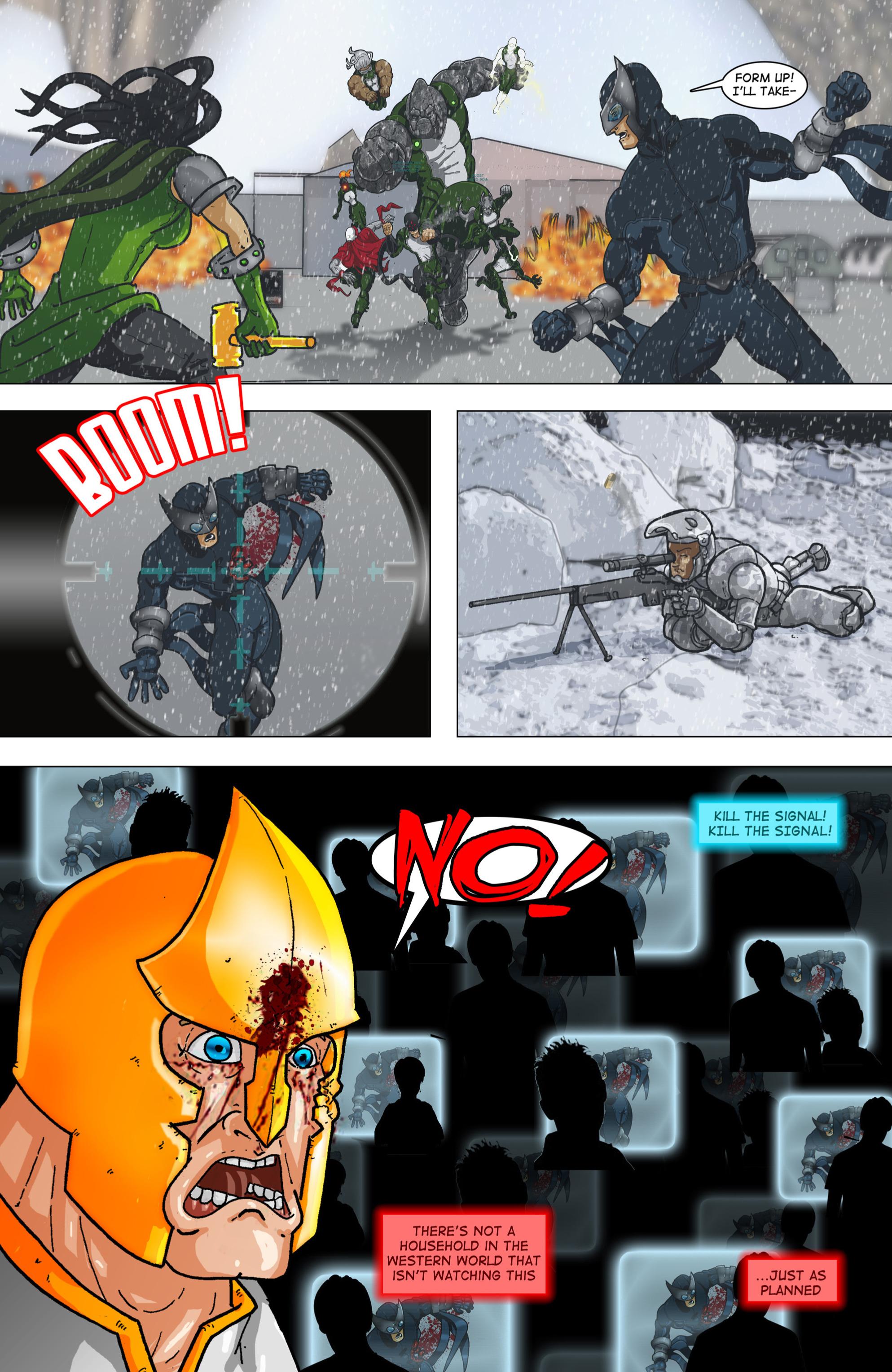 Read online Vanguard (2015) comic -  Issue #3 - 27