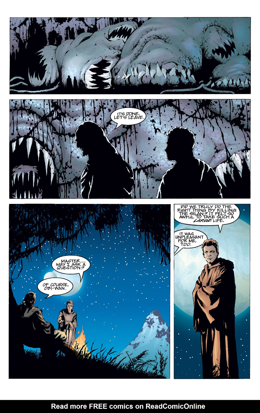 Read online Star Wars Legends: Rise of the Sith - Epic Collection comic -  Issue # TPB 1 (Part 3) - 23