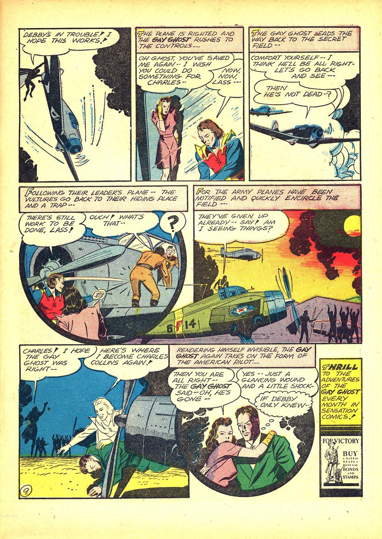 Read online Sensation (Mystery) Comics comic -  Issue #8 - 45