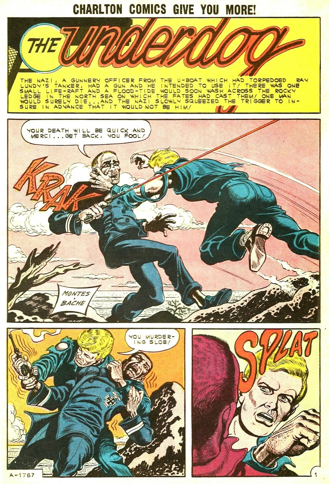 Read online Fightin' Navy comic -  Issue #107 - 3