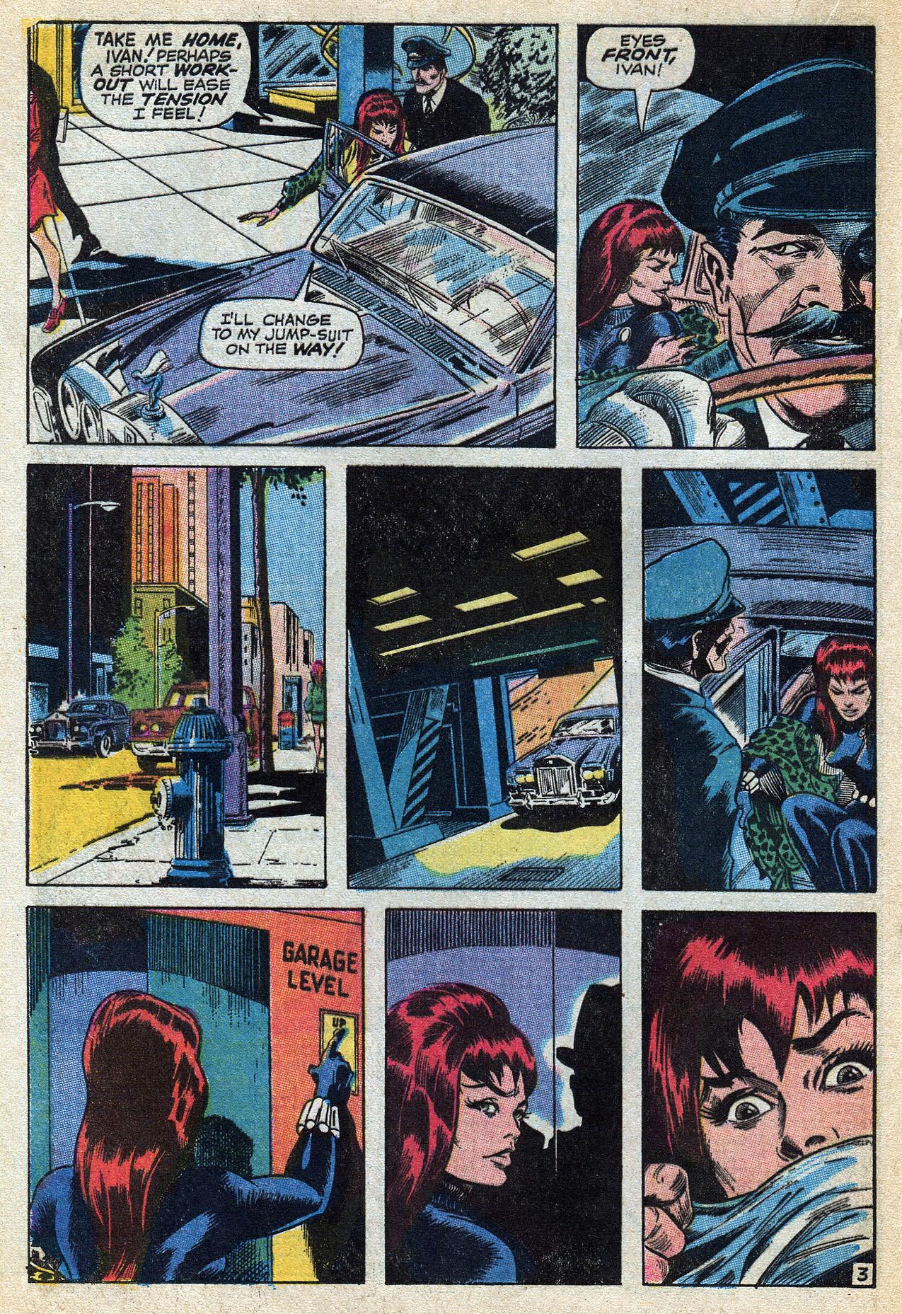 Read online Amazing Adventures (1970) comic -  Issue #3 - 20