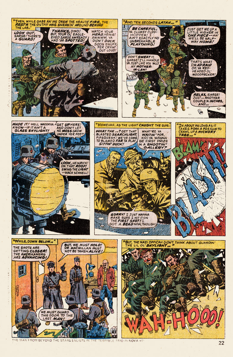 Read online Sgt. Fury comic -  Issue #139 - 24