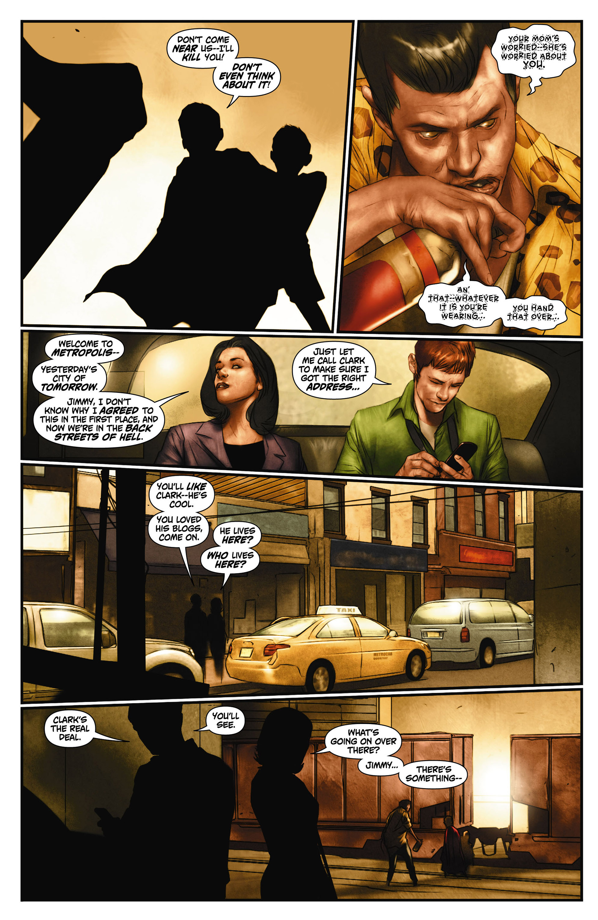 Read online Action Comics (2011) comic -  Issue #0 - 17