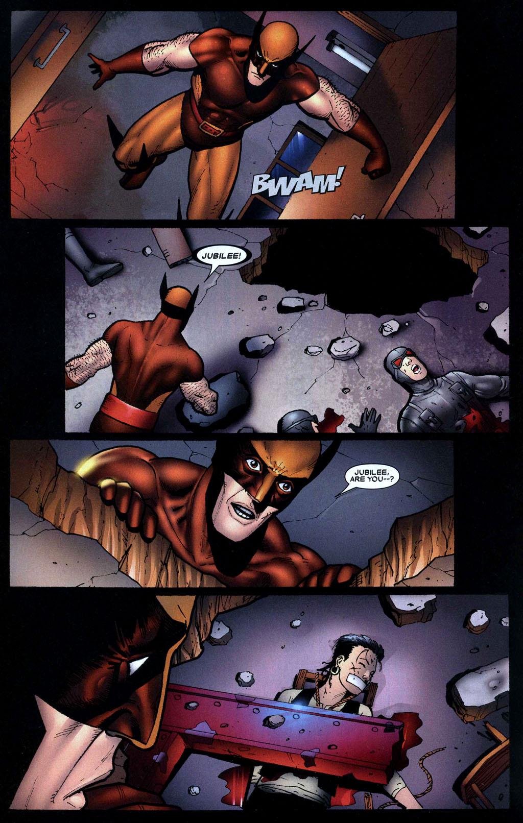 Read online Wolverine: Origins comic -  Issue #10 - 13