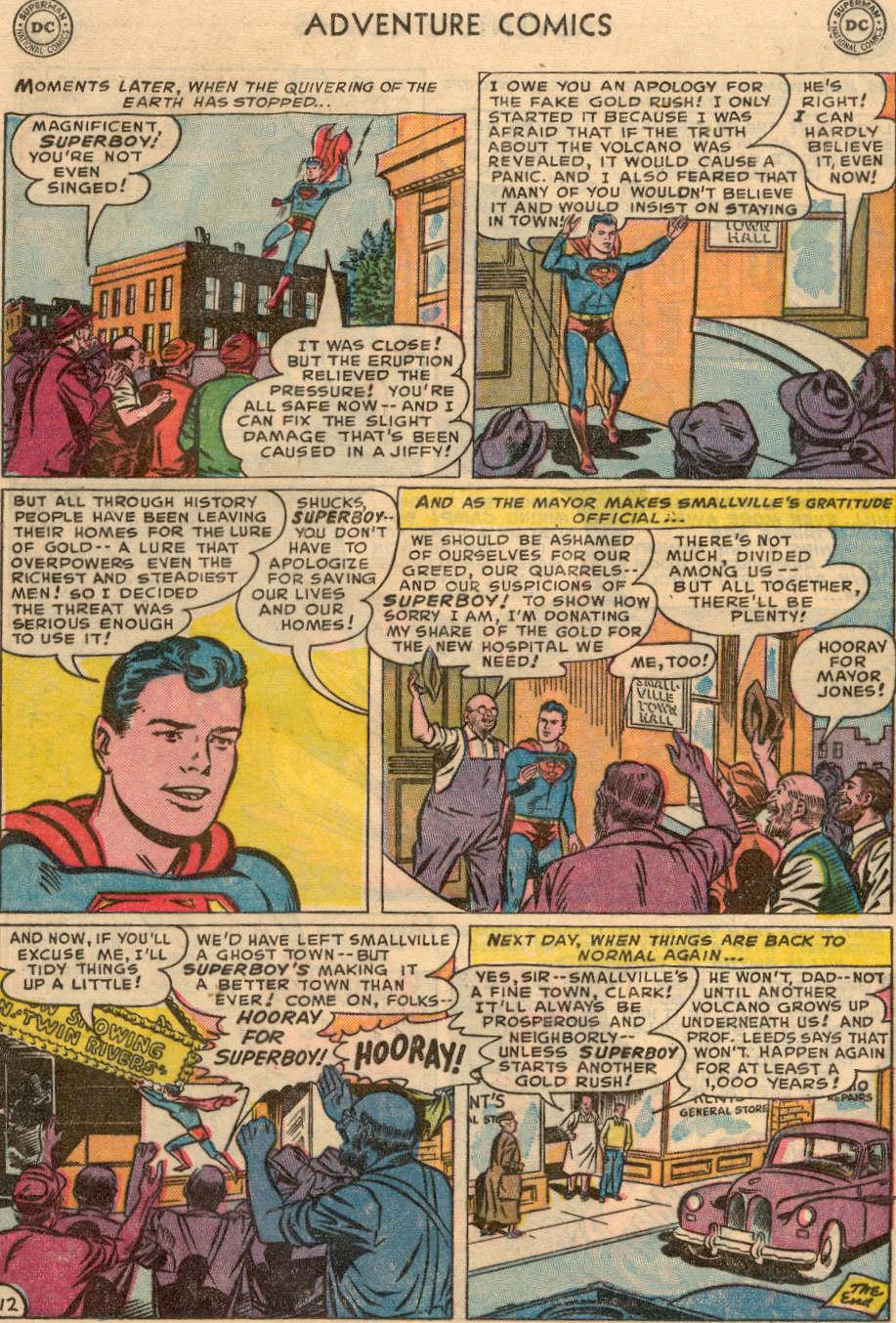 Read online Adventure Comics (1938) comic -  Issue #186 - 14