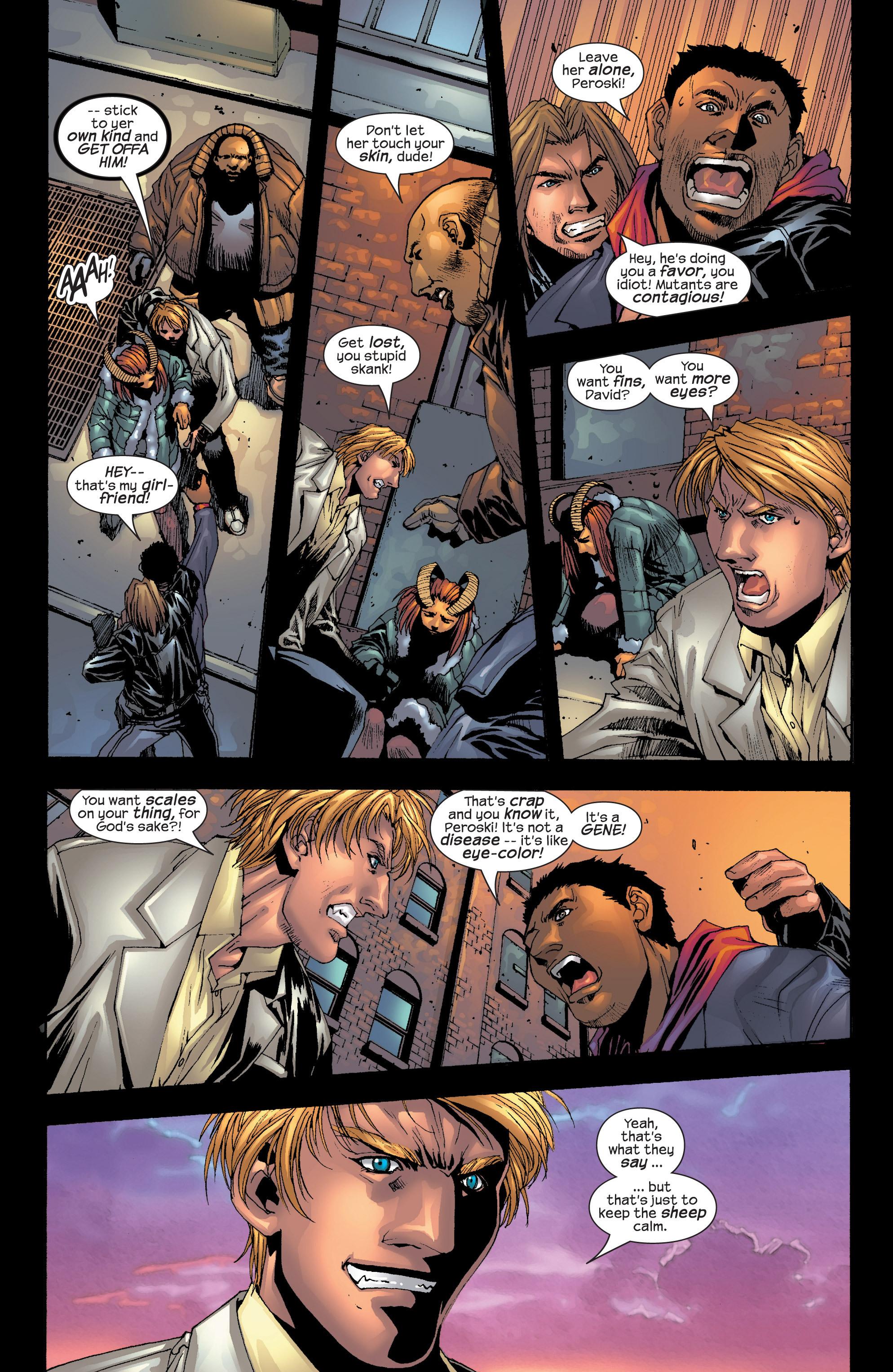Read online Uncanny X-Men (1963) comic -  Issue #417 - 4