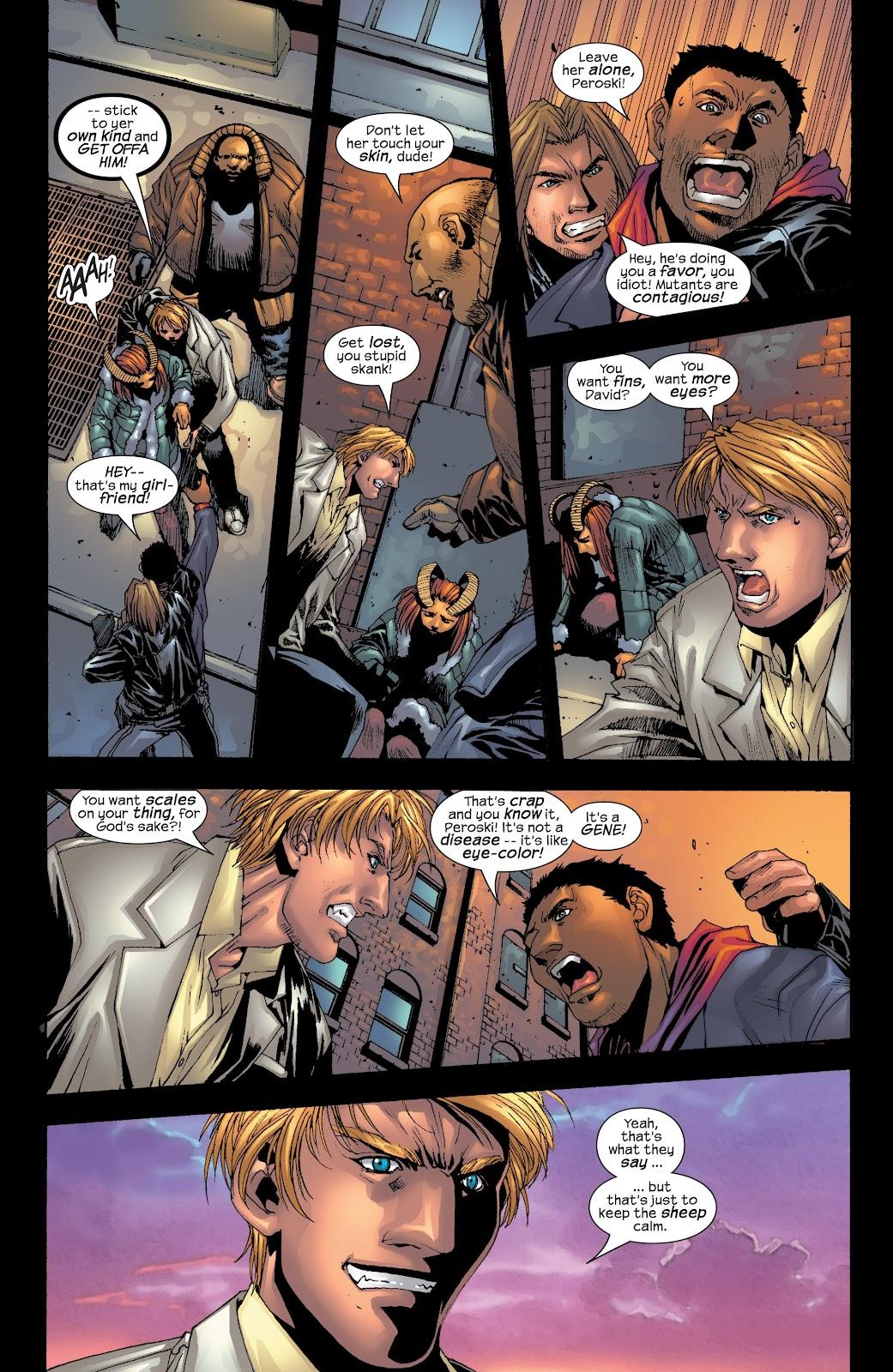 Uncanny X-Men (1963) issue 417 - Page 4