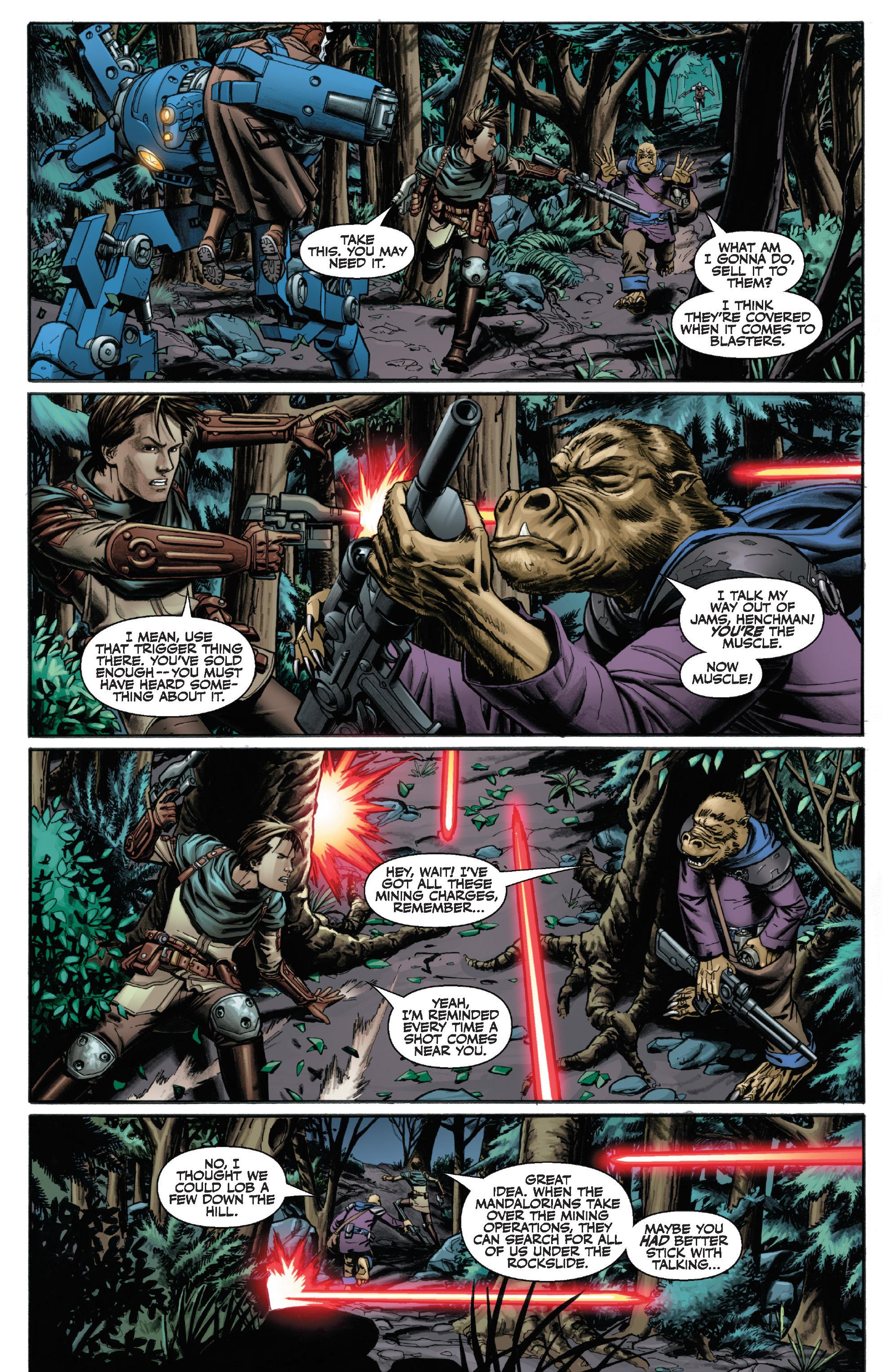 Read online Star Wars Omnibus comic -  Issue # Vol. 29 - 160