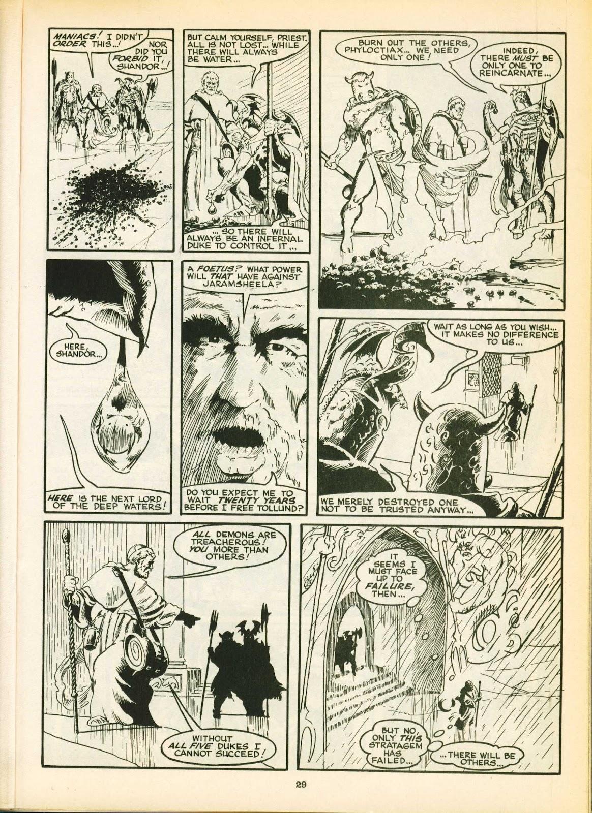 Warrior Issue #16 #17 - English 29