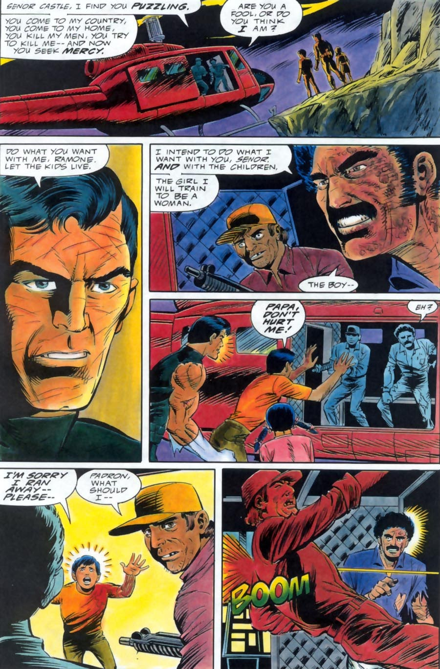 Read online Punisher Bloodlines comic -  Issue # Full - 63