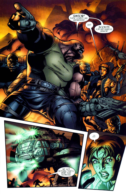 Read online Sigil (2000) comic -  Issue #35 - 16