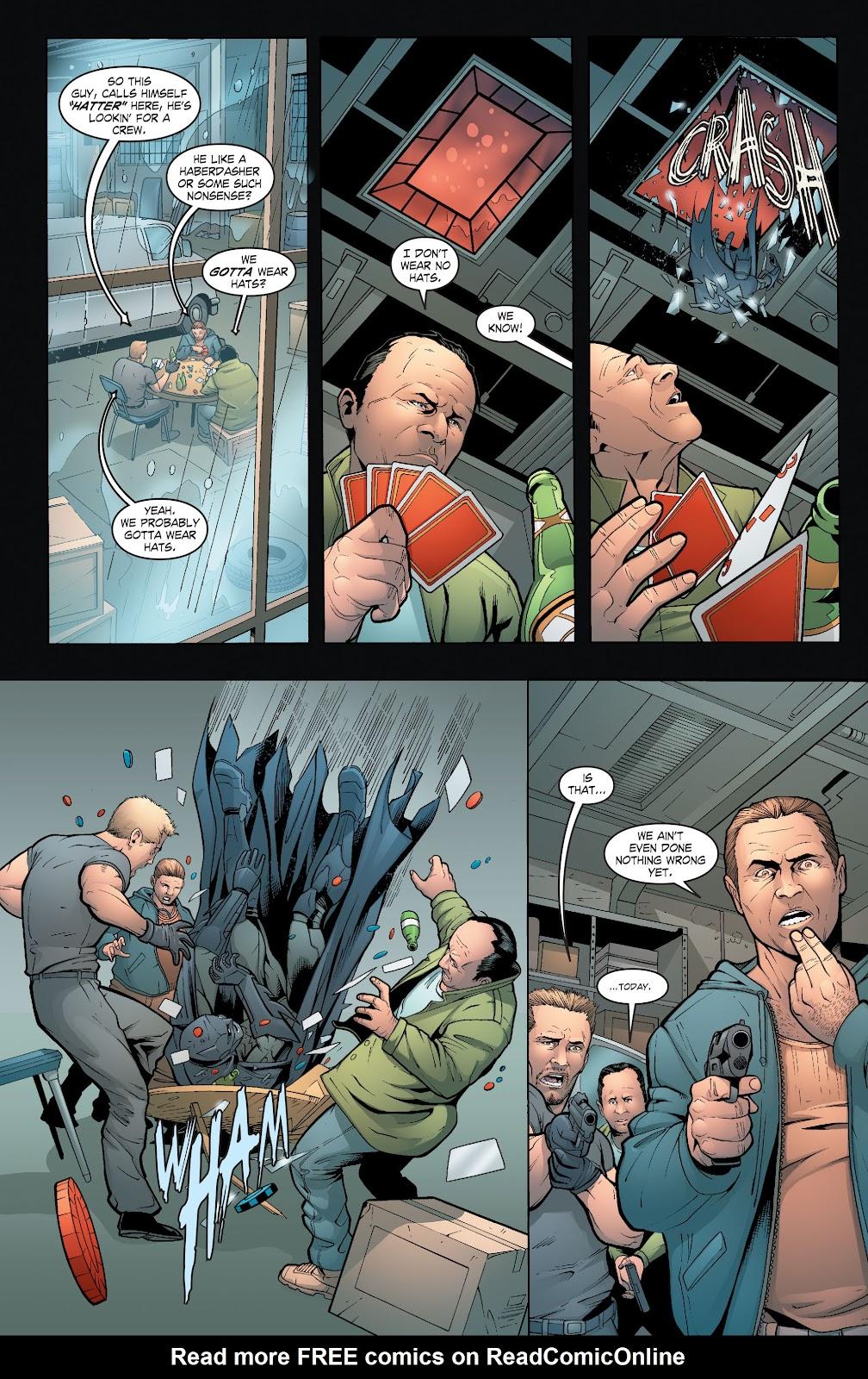 Read online Smallville Season 11 [II] comic -  Issue # TPB 6 - 82